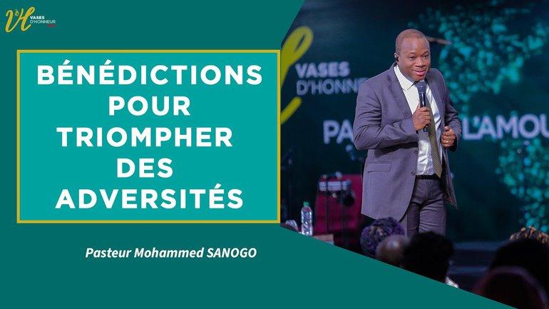 Bénédictions pour triompher des adversités I 3e Culte l Pasteur Mohammed Sanogo I 17/01/2021