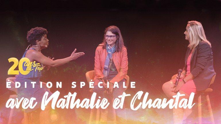 Tchat avec Nath spécial avec Chantal Barry et Nathalie Texier