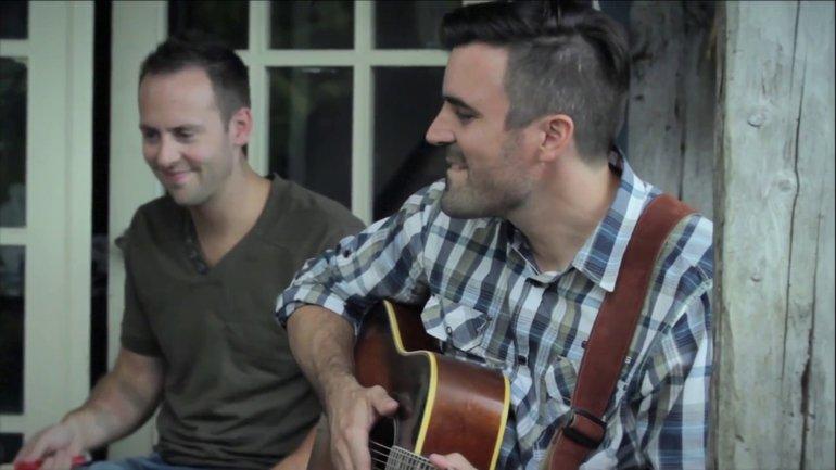 Sébastian Demrey et Jimmy Lahaie - Quel Ami fidèle et tendre