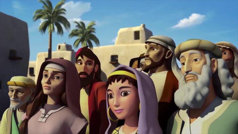 Jésus et le paralytique