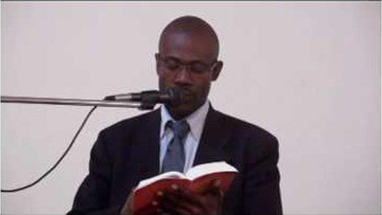 Lucien Ngaba - Dieu face à la prière d'Habakuk (1)