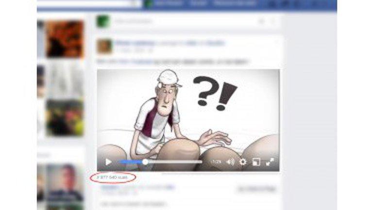 Un truc de ouf sur Facebook !