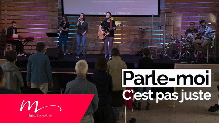 Parle-moi #3 C'est pas juste - Jean-Pierre Civelli - Culte du dimanche 7 Juin 2020