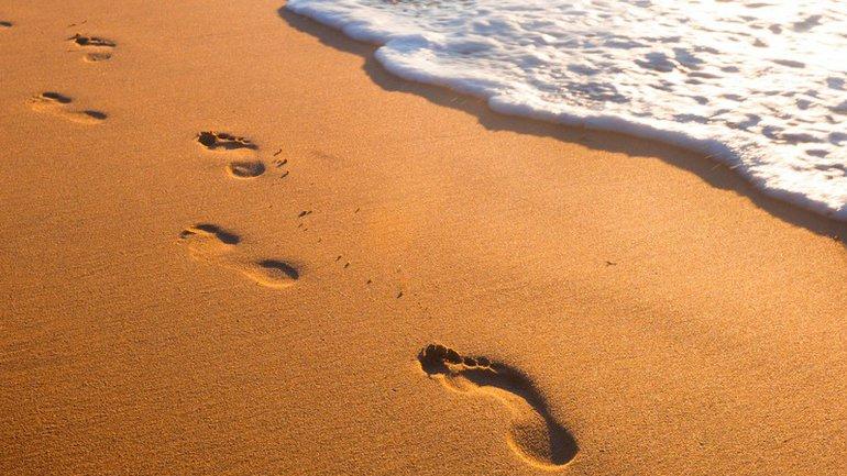 Jésus marche à vos côtés