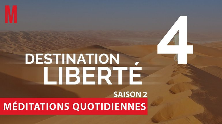 Destination Liberté (S2) Méditation 4 - Exode 16.22-26 - Église M