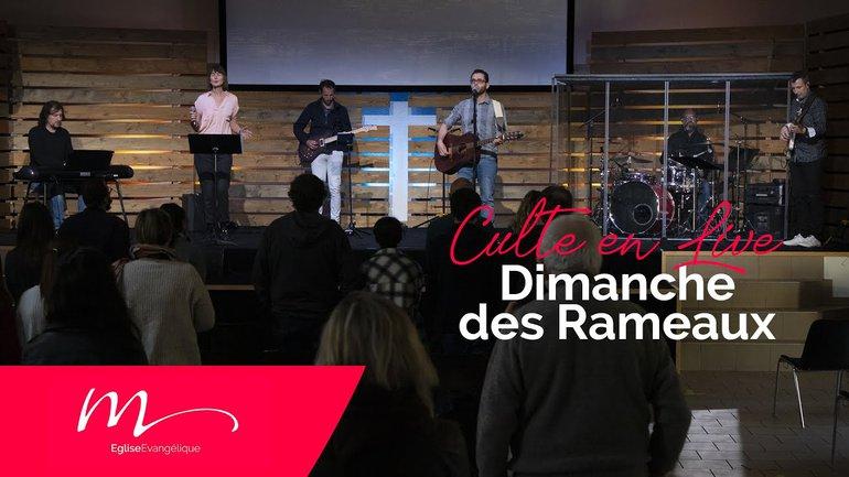 Pâques #1 Anticiper la victoire ! - Jean-Pierre Civelli - Culte du dimanche 28 Mars 2021