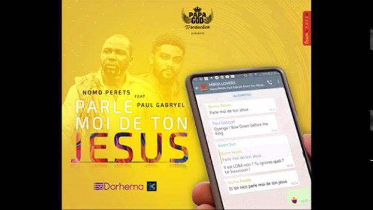 Nomo Perets feat Paul Gabryel -parle moi de ton JESUS