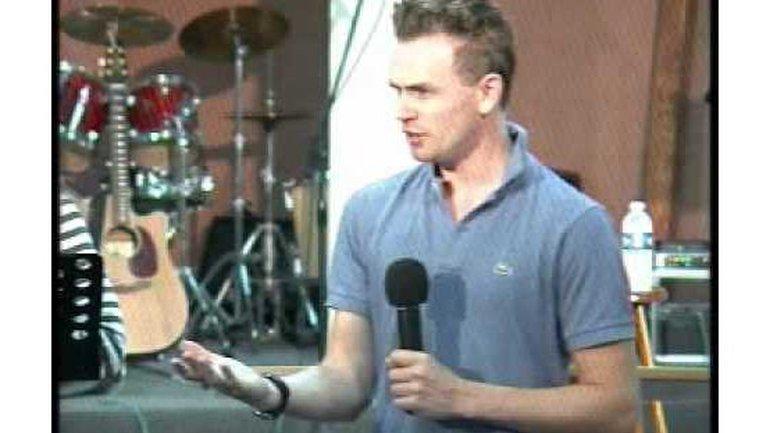 Evangéliste David De Vos - Etre avec Lui