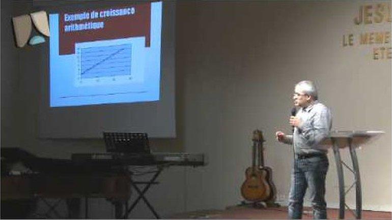 Franck Lefillatre : Croissances de l'église dans les actes