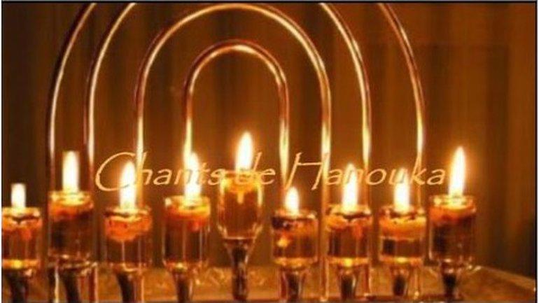 Merveilleux chants de Hanouka