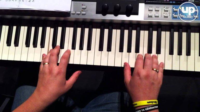 Révèle-moi ton amour - Dan Luiten - Tutoriel Piano
