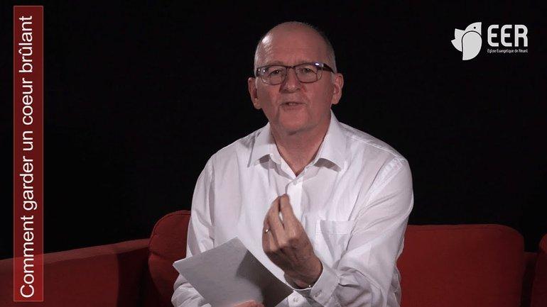 Comment garder un coeur brûlant ? EER Genève - Walter Zanzen
