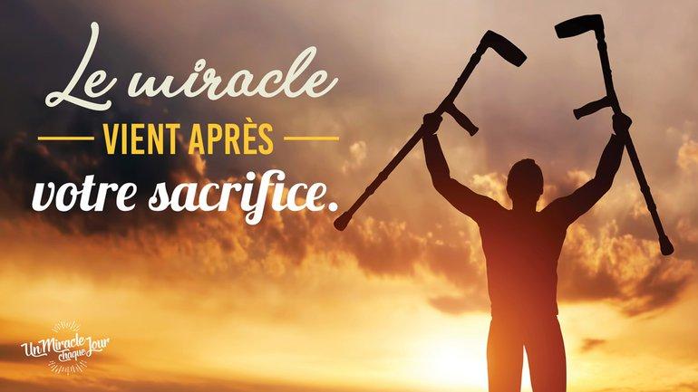 Comment expérimenter votre miracle ? ðŸ�ŸðŸ�ž