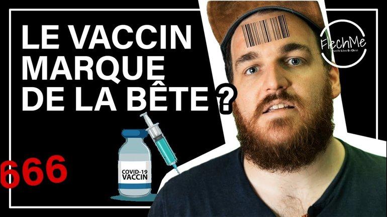 Le vaccin est il la marque de la bête ? Qu'est-ce que la marque de la bête ?
