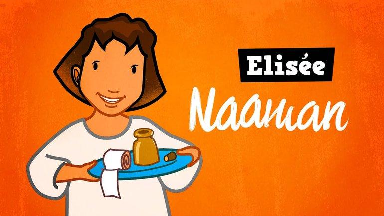 ▶️ Petits bouts de Bible - Elisée - Naaman