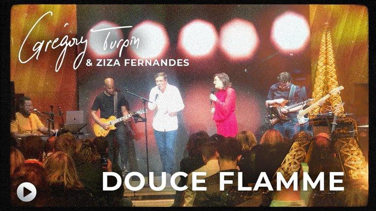 Grégory Turpin & Ziza Fernandes - Douce Flamme