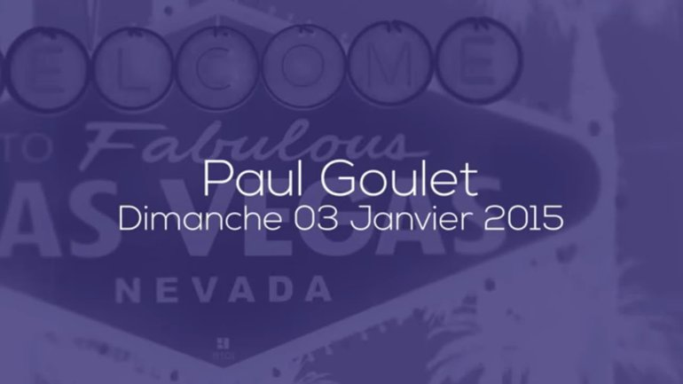 PAUL GOULET - LE REVEIL DE LA FORCE - 03/01