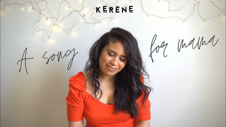 A SONG FOR MAMA  - COVER I Un chant pour maman Kerène