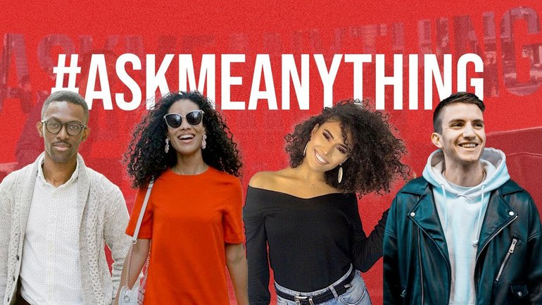 #AskMeAnything #20 - Cindy, Franklin, Joseph, Laura