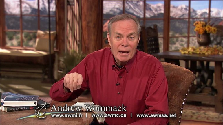 Vivre le meilleur de Dieu (Épisode 3) - Andrew Wommack