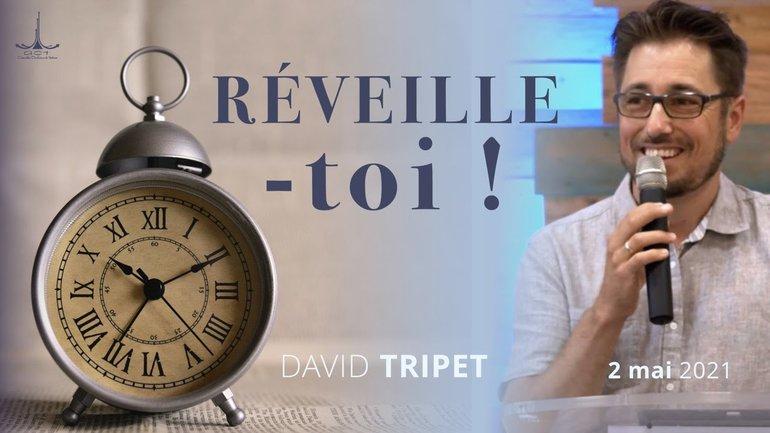Réveille-toi avec David Tripet