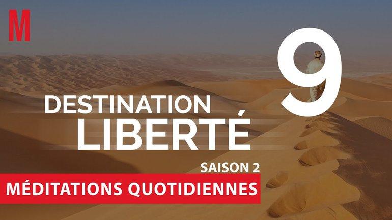 Destination Liberté (S2) Méditation 9 - Exode 18.6-12 - Jérémie Chamard -  Église M