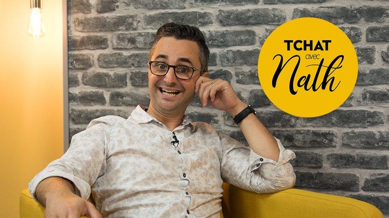 Tchat avec Nath - Nicolas Salafranque