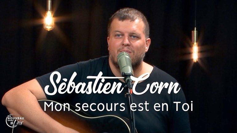 Mon secours est en Toi - Sébastien Corn