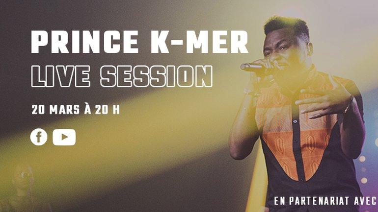Prince K-Mer Live Session, un concert en faveur de l'association SEL