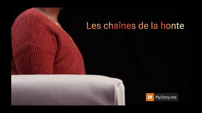 """L'histoire de Johanna CL : """"Les chaînes de la honte"""""""