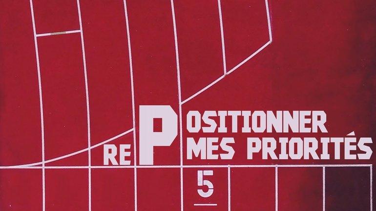 Série Repositionner mes Priorités (5/5) - Ivan Carluer