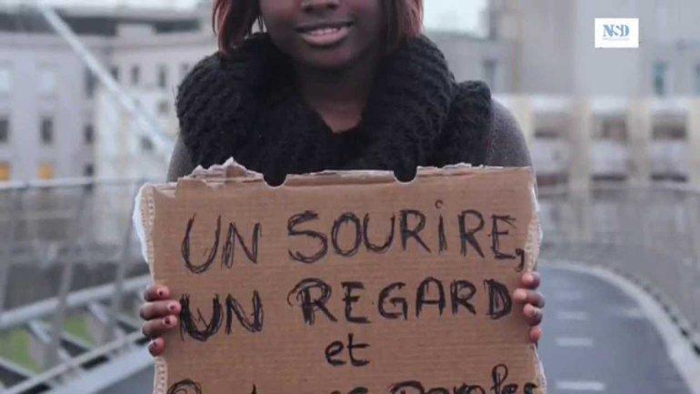 Stéphane Nen'Samu - Juste un sourire -  un regard - quelques paroles