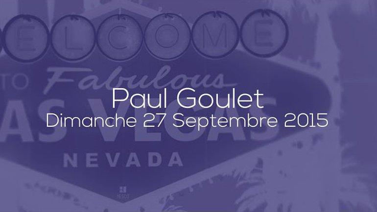 PAUL GOULET - 27/09 - AGRANDIR VOTRE TERRITOIRE