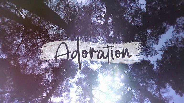 Adoration Soaking Worship - Éternelle dévotion