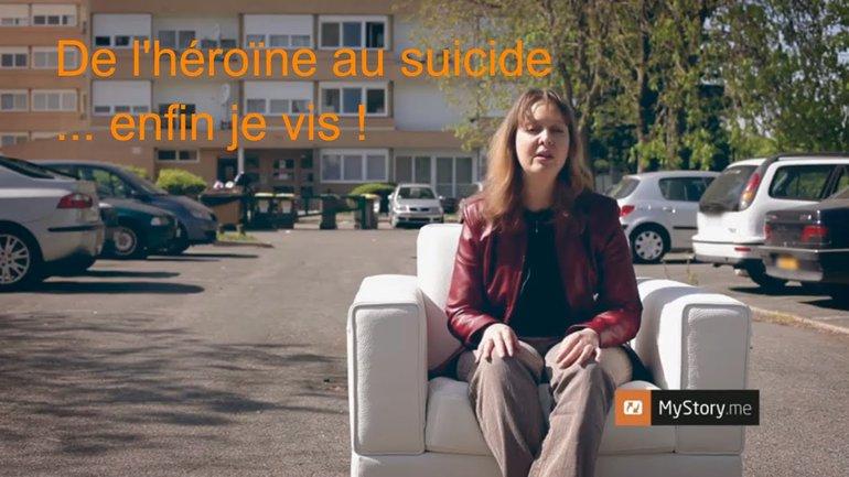"MyStory - Sabrina K. : ""De l'héroïne au suicide... enfin je vis !"""