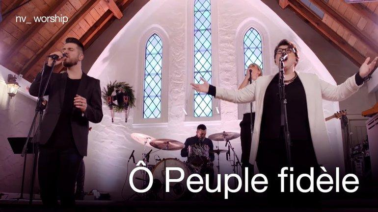 Ô Peuple fidèle _NV Worship