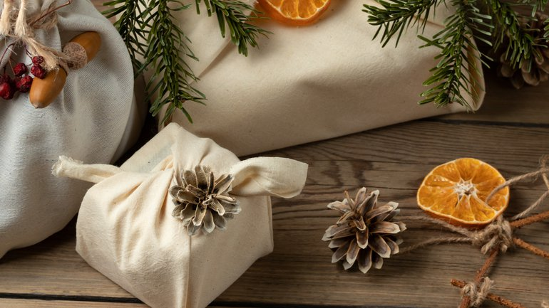 Si cet emballage pas comme les autres renfermait un cadeau magnifique ?