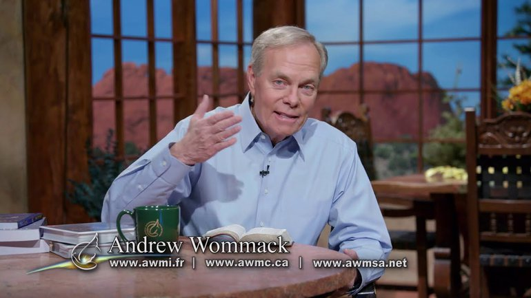 Vous l'avez déjà Épisode 29 - Andrew Wommack