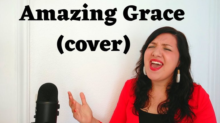 Amazing Grace (cover by Valentina)