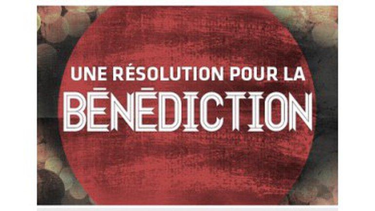 L'OPPOSITION AVANT LA BENEDICTION (2)