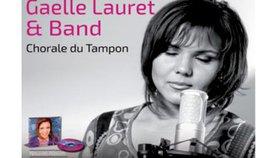 """Chorale du Tampon """" Gaelle Lauret & Band """" le 10 et 12 avril 2015 à la Reunion"""