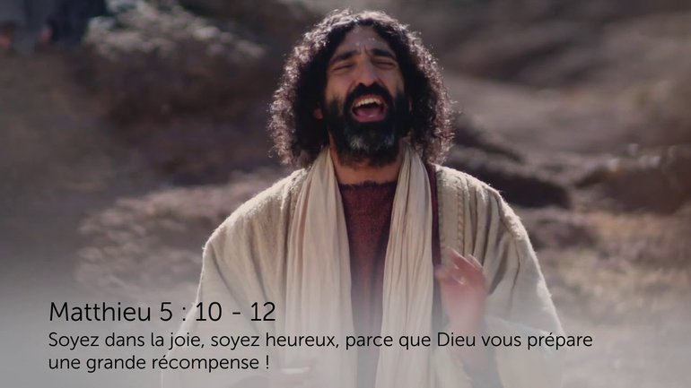 Que dit Jésus sur la persécution