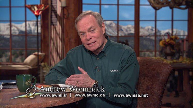La Grâce, la Puissance de l'Évangile Épisode 21 - Andrew Wommack