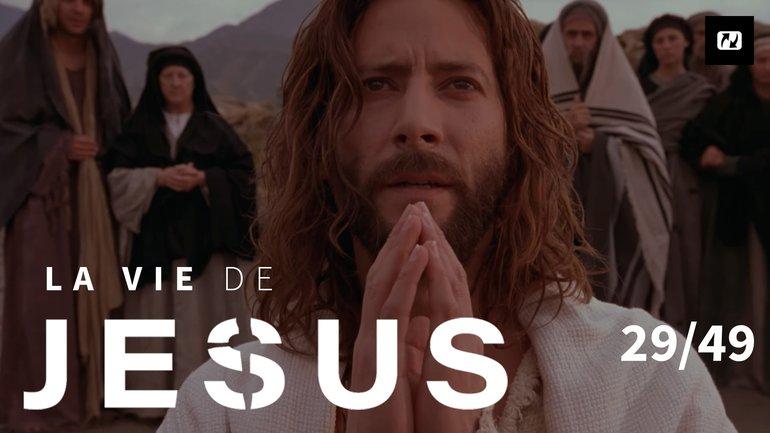Lazare sort du tombeau | La vie de Jésus | 29/49