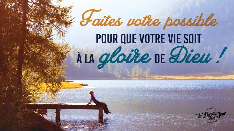 Acceptez de vous reposer avec Dieu ! 🏠