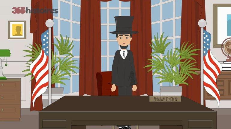 Reconnaissance et louange. Abraham Lincoln.(229)