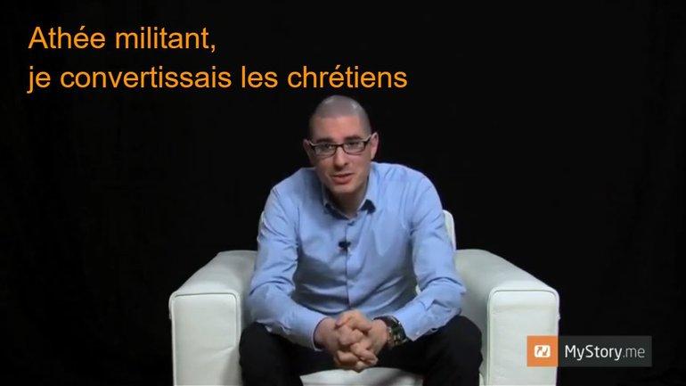 """MyStory - Alexis Masson : """"Athée militant, je convertissais les chrétiens"""""""