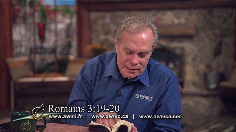La Grâce, la Puissance de l'Évangile Épisode 11 - Andrew Wommack