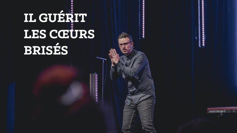 Il guérit les cœurs brisés - Mathieu Blairy