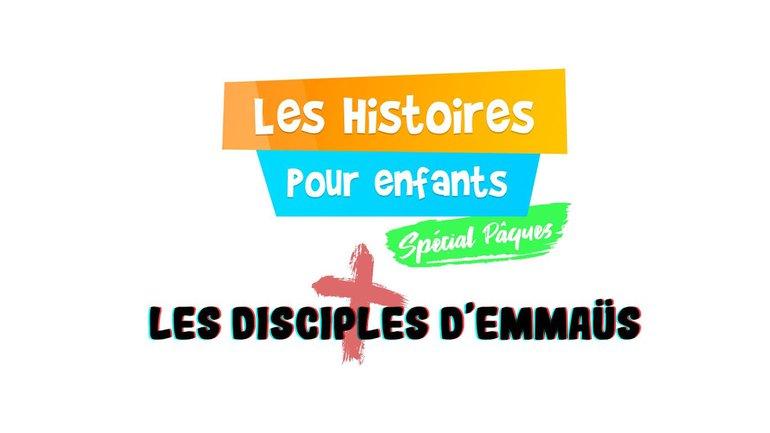 Les disciples d'Emmaus   Pâques